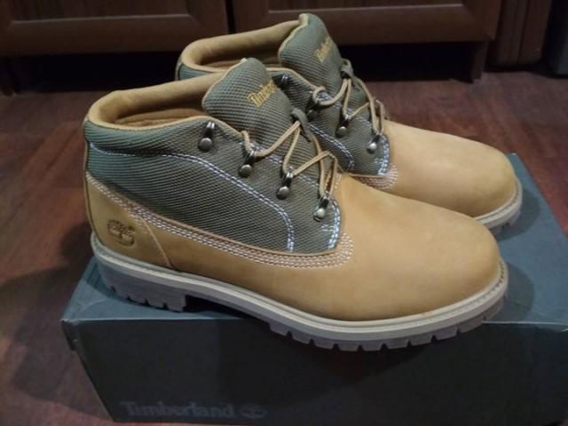 Ботинки Timberland р-р 39.5 EUR