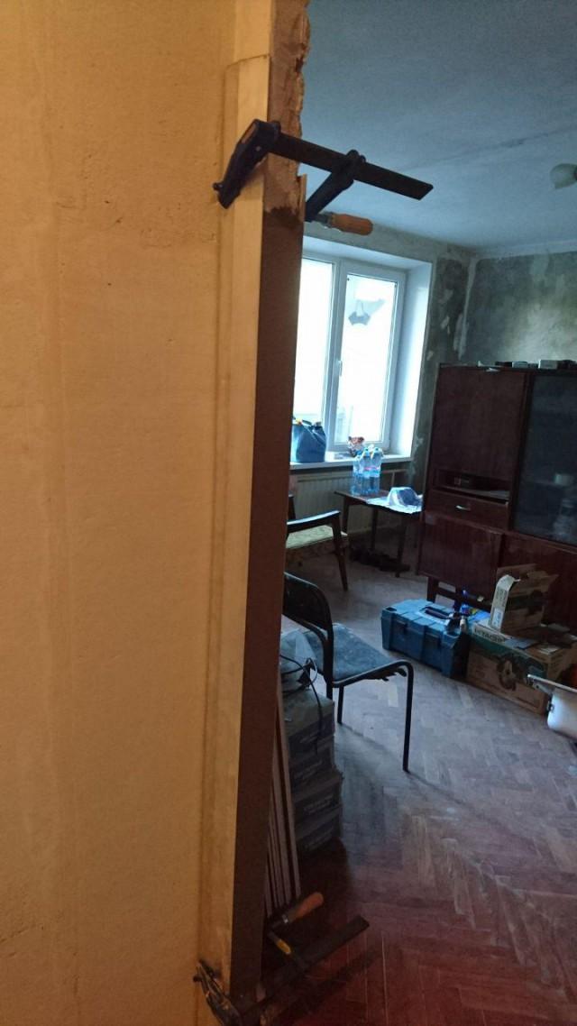 Капитальный ремонт квартиры. Начало.