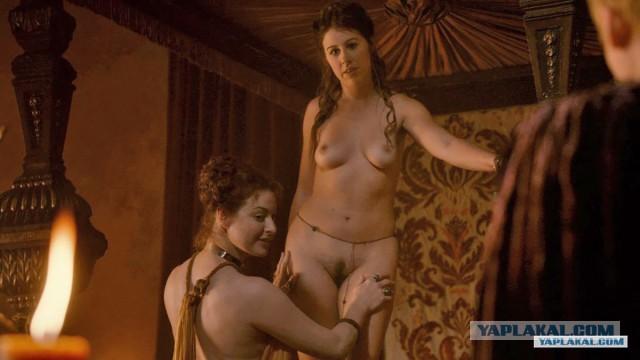 Сериал игра порно сцены