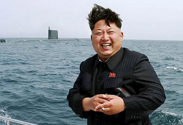 Ким Чен Ын приказал военным быть готовыми нанести удар по Гуаму в любой момент