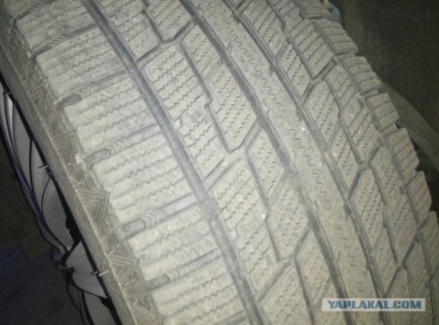 [Продам] 205\55R16 Колеса в сборе FEDERAL HIMALAYA ICEO липучка Москва