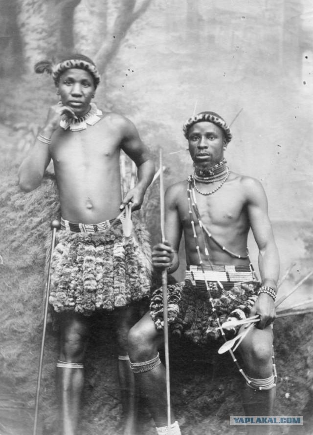 Южная и Восточная Африка: 1870-1930.