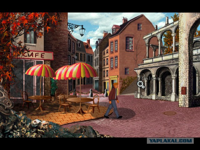 Broken Sword 2.5: The Return of the Templars. . Прохождение-часть 13.