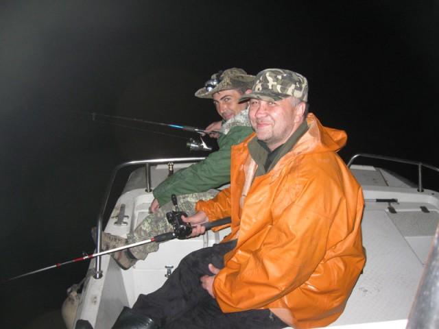 кальмар ловля в приморье