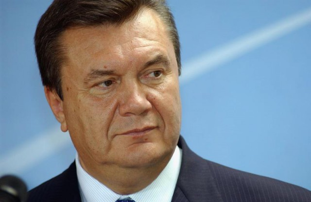 Янукович в реанимации