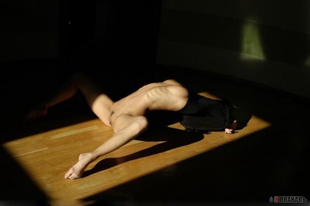Игры в тени (эротика)