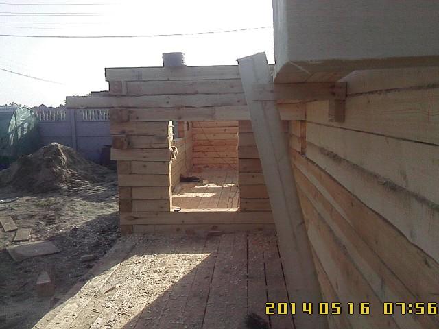 Как мы дом строили