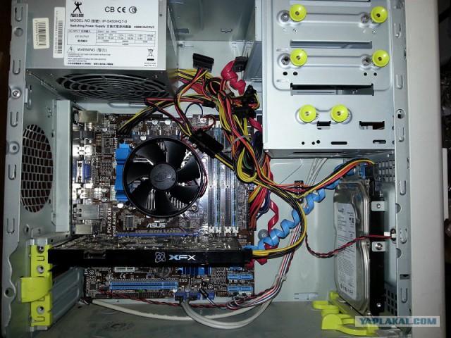 Системный блок на ХEON Х3440