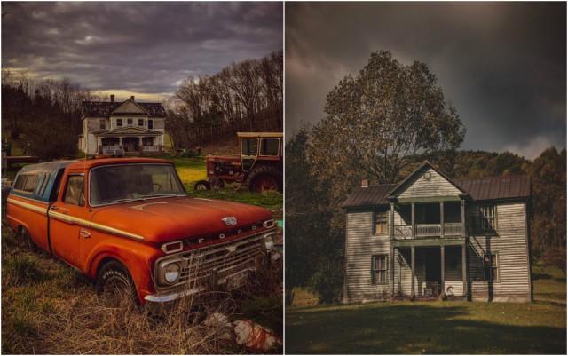 Заброшенная Вирджиния: оставленные людьми места