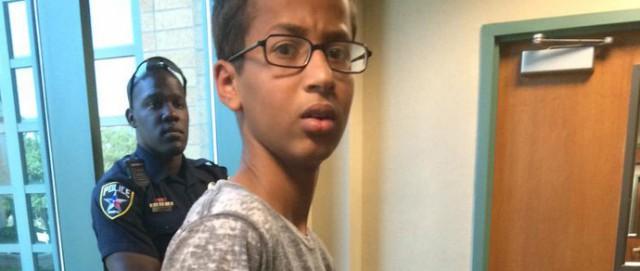 Американского школьника арестовали из-за часов