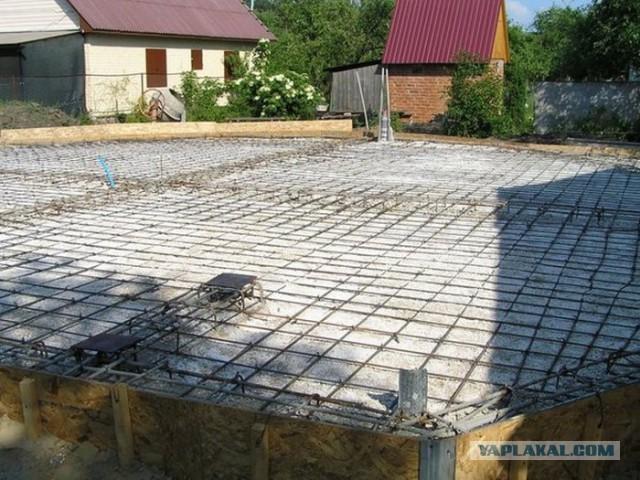 Отчет о строительстве купольного дома