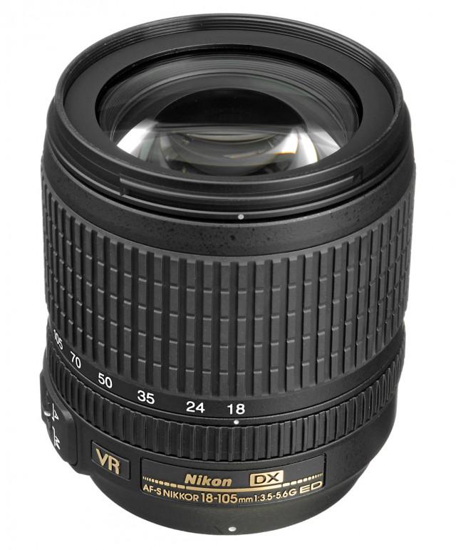 Nikon AF-S Nikkor 18-105 mm 1:3.5-5.6G