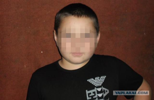 Школьник зарезал грабителя его же ножом