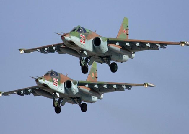 США сообщили о «предупредительных выстрелах» F-22 в сторону российских Су-25 в Сирии