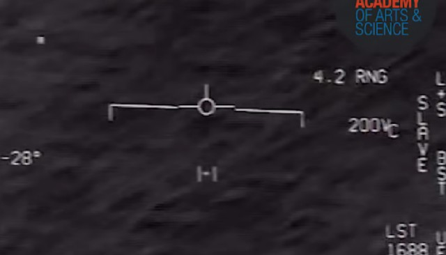 Американские военные признали существование НЛО. Самолёты гнались за тарелкой