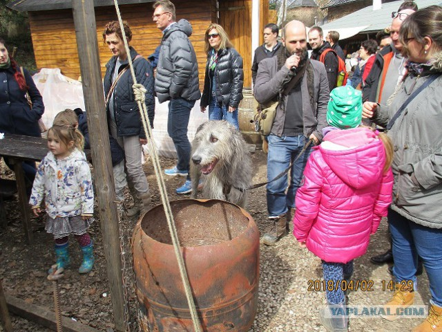 Osternmarkt в немецкой глуши