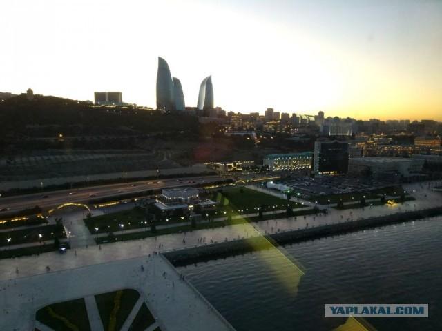 Августовский отпуск на машине: Уфа-Баку-Тбилиси-Уфа.