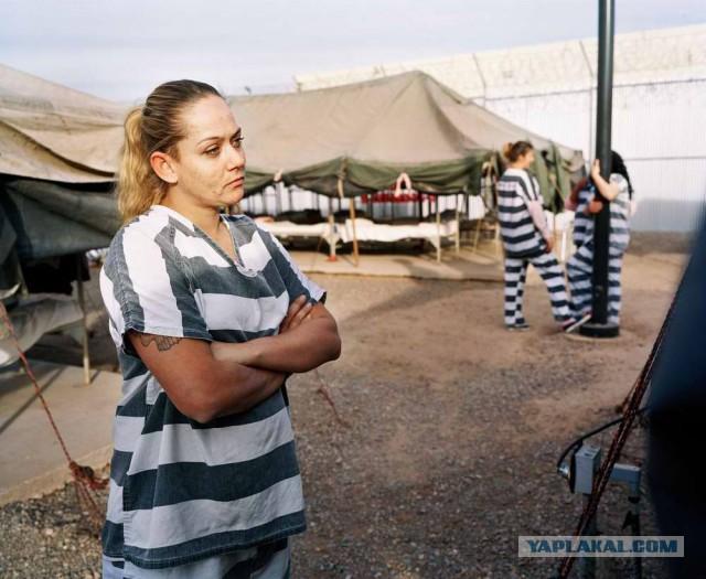 девушки из тюрьмы фото
