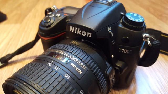 Nikon D7000 + объективы + сумка
