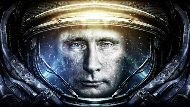 Путин за три дня до выборов анонсировал полет российской миссии на Марс в 2019 году