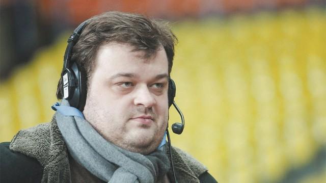 Спортивный комментатор Уткин уходит из профессии