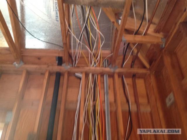Правильный каркасник 3: Провода и трубы