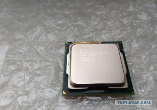 Процессор Intel Core i5 2500k продам.