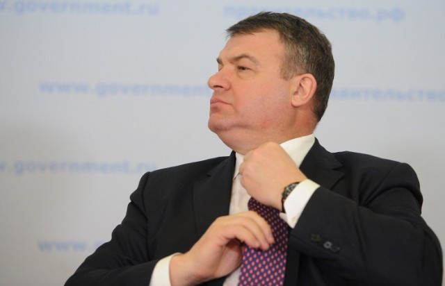 Третий отказ в расследовании дела Сердюкова