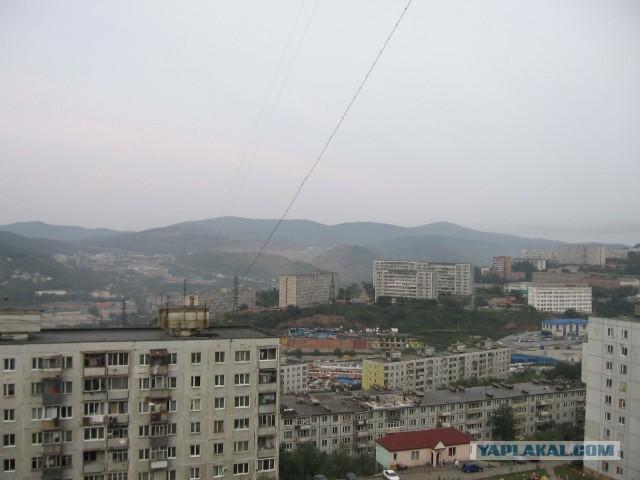 Исполнение мечты или как я во Владивосток ездил