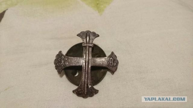 Медаль (крест)  Семеновского полка - продам