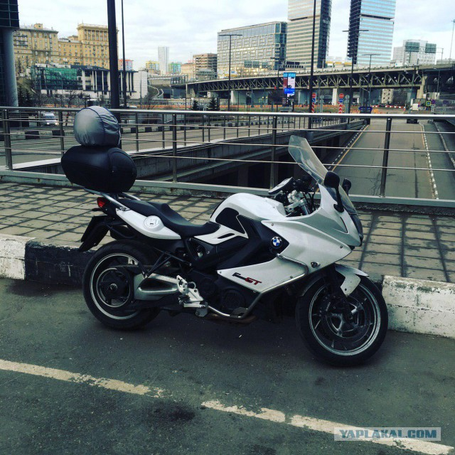 Продам мотоцикл BMW F800GT 2014г., Москва