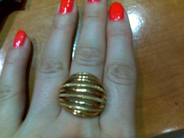 Кольцо для любимой - ручная работа от А до Я