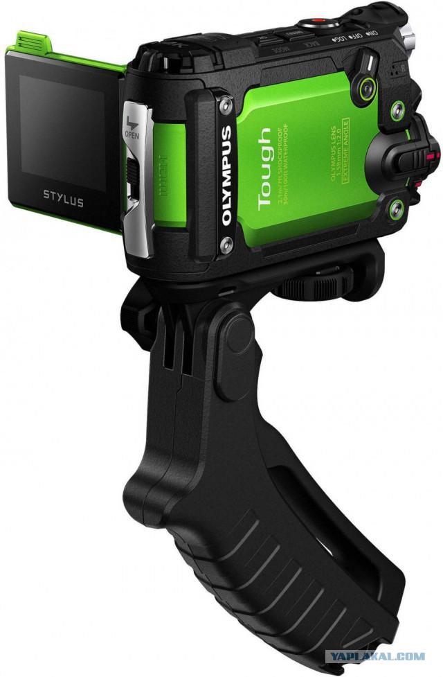 Продам: Экшн-камера Olympus tough TG-Tracker Green