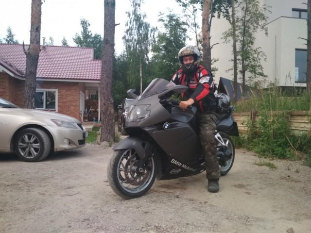 Продам быстрый и красивый мотоцикл в СПб