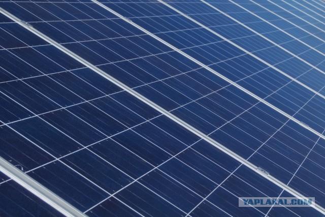 Шеф-монтаж солнечной электростанции в Донецкой обл