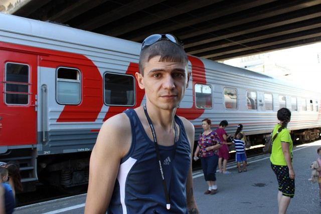 Отчёт о поездке в Крым 12.07 - 29.07