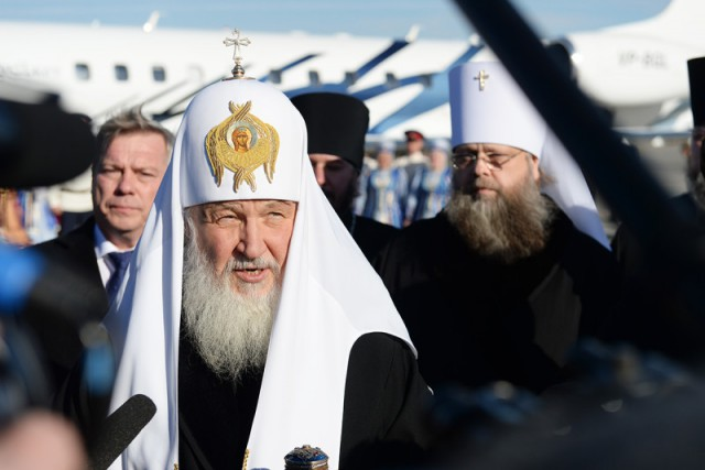 Патриарх Кирилл: кино-причина деградации личности