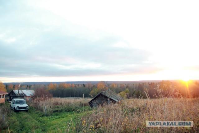 Пегрема. Карельская деревня-призрак. Отчёт о поездке.