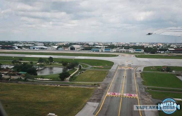 Международный аэропорт Донмыанг