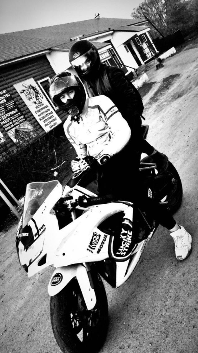 Пятнадцатилетний подросток разбился на мотоцикле вместе со своей возлюбленной