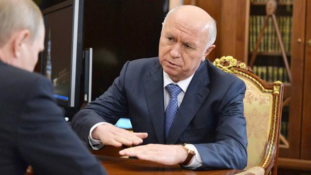 Путин отправил в отставку губернатора Самарской области Меркушкина