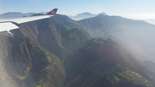 Гималаи. Поход ногами и новый год на высоте 5000м и более.