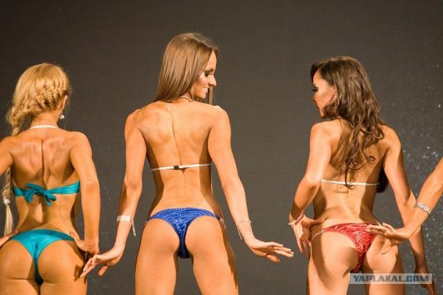 Открытый кубок Владивостока по фитнес-бикини 2012