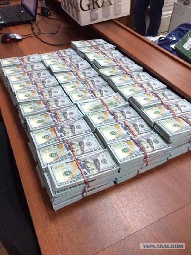 Деньги Захарченко - «черная касса» российского Майдана