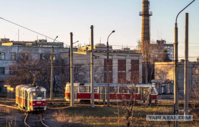 Украина. Из-под земли - в никуда. Как умирает лучший трамвай СССР
