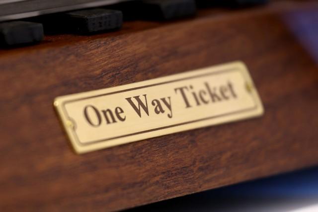"""Наливайка """"One Way Ticket"""""""