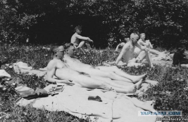 фото голых война