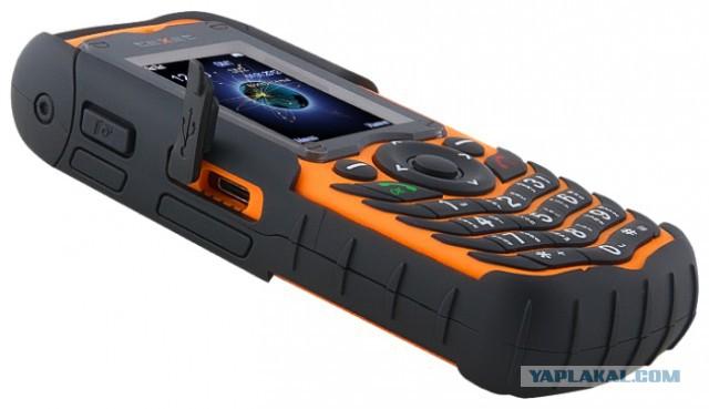 Телефон Texet tm510r в ударопрочном корпусе обмен
