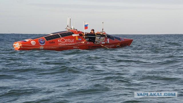 Федор Конюхов установил исторический рекорд в Южном океане