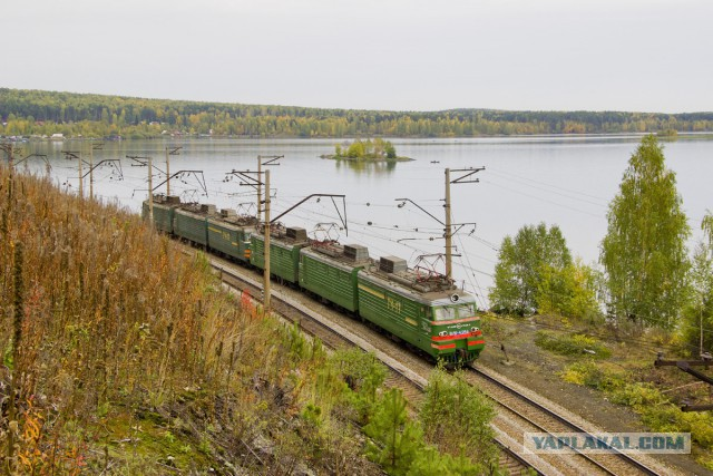 Победители фотоконкурса клуба железнодорожников